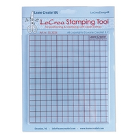 PRE ORDER JANUARY 2017 Leane Creatief Stamping Tool for Clear Stamps