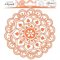 NEW Pochoir DIY Mask Stencil - Arabesque
