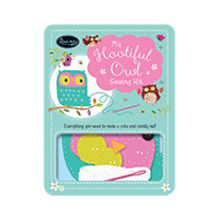 NEW My Fabulous Owl Sewing Kit