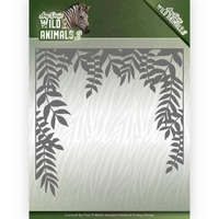 PRE ORDER DUE 26/04 Amy Design Wild Animals 2 Cutting Die - Jungle Frame