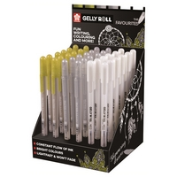 Sakura Gelly Roll Pens - The Favourites (36pcs)