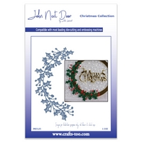 John Next Door Christmas Dies - Holly Corner In Stock